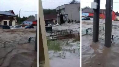 Photo of SHMÚ vydal výstrahu pred povodňami v týchto regiónoch