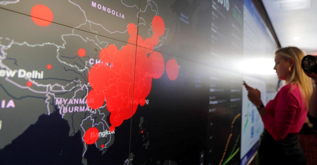 Scenáre pandémie 2020