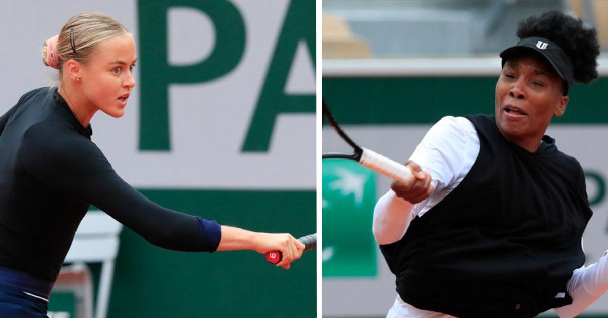 Schmiedlová vyhrala nad Venus Williams