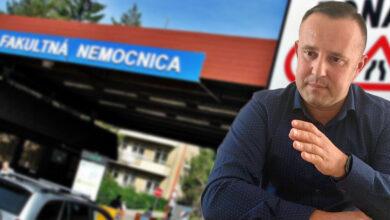 Photo of NEMOCNICA v Trenčíne to nezvláda: Na infekčnom oddelení sú nakazení už aj lekári a sestry