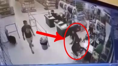 Photo of Zákazník v obchode napadol niekoľko ľudí v potravinách!