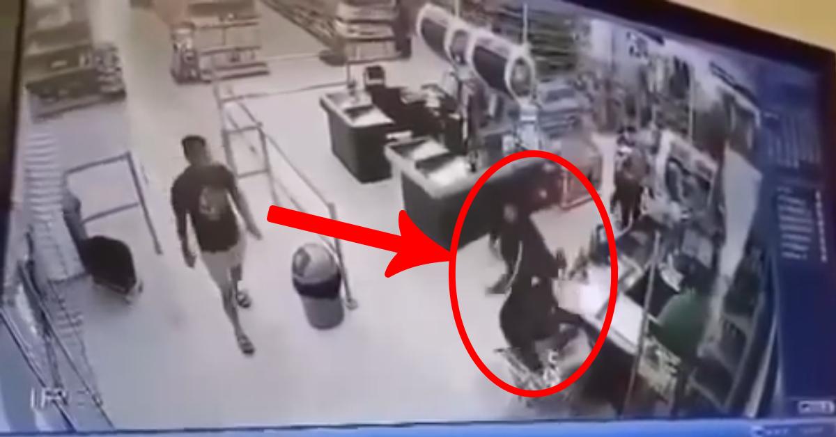 V Komárne napadol zákazník predavačku