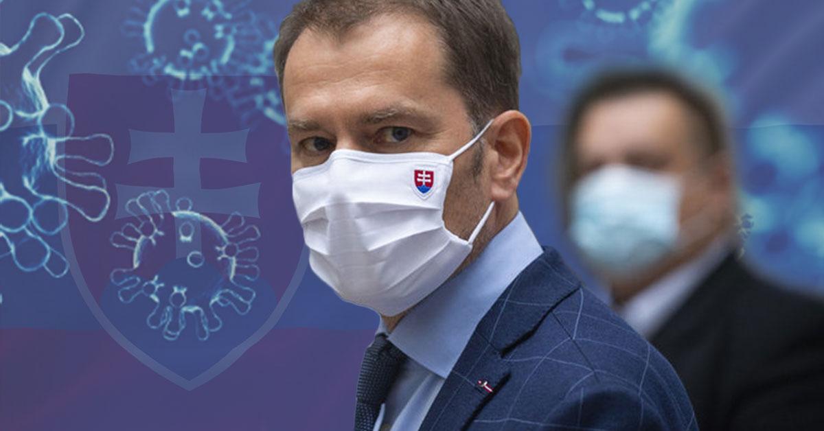 Vyjadrenie premiéra Matoviča pred zasadnutím ústredného krízového štabu