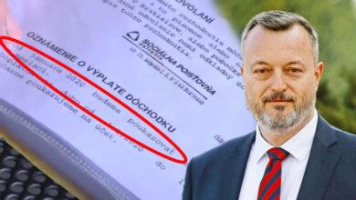Photo of Penzisti s minimálnym dôchodkom majú smolu: Minister chce zmraziť dôchodky