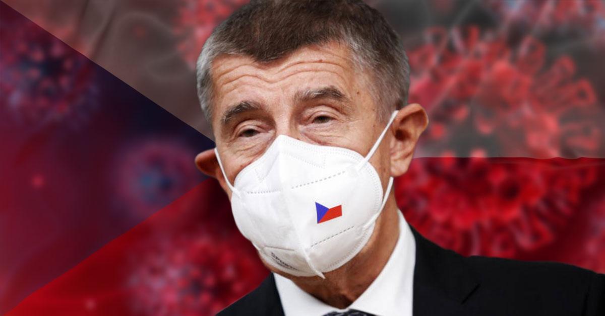 Premiér Českej republiky Andrej Babiš