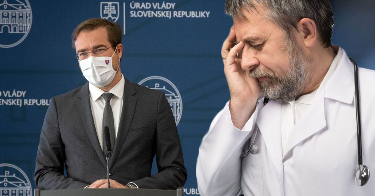 Marek Krajčí a nespokojní lekári