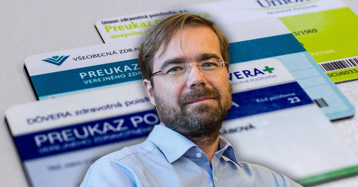 Marek Krajčí: Poistný systém je zlý