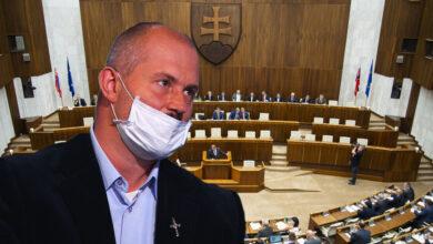 Photo of Po Marianovi Kotlebovi mali ďalší dvaja poslanci v parlamente POZITÍVNY TEST