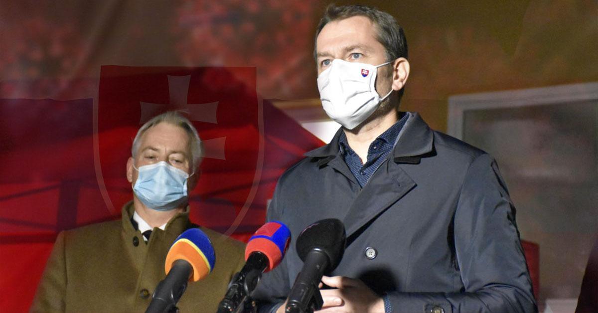 Premiér Igor Matovič oznamuje nový Slovenský rekord v počte nakazených, Ilustračná fotografia