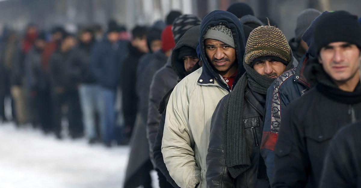 Migranti v Európe
