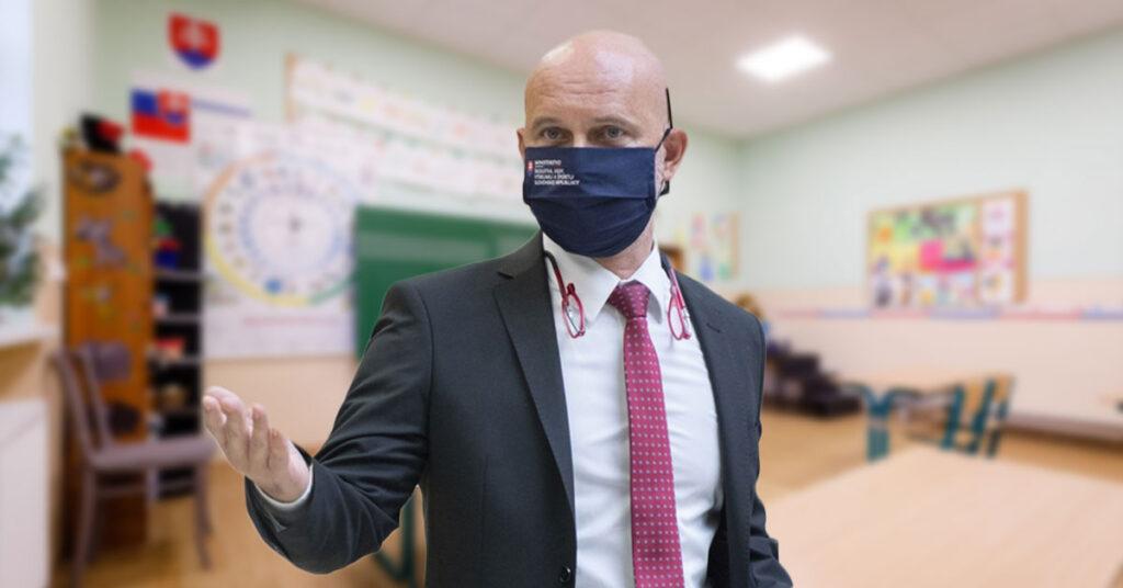 Minister školstva Gröhling
