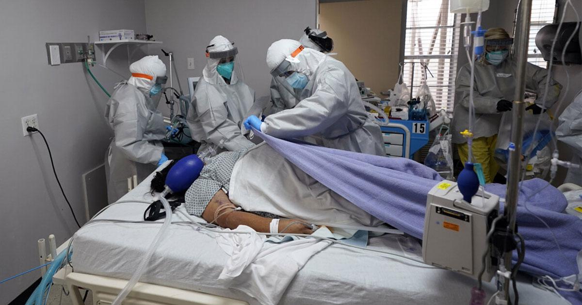 Obeť koronavírusu, Ilustračná fotografia