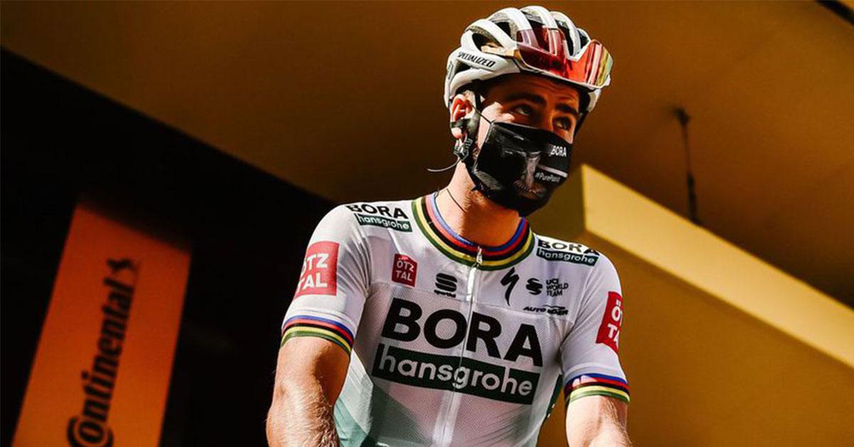 Peter Sagan vyhral