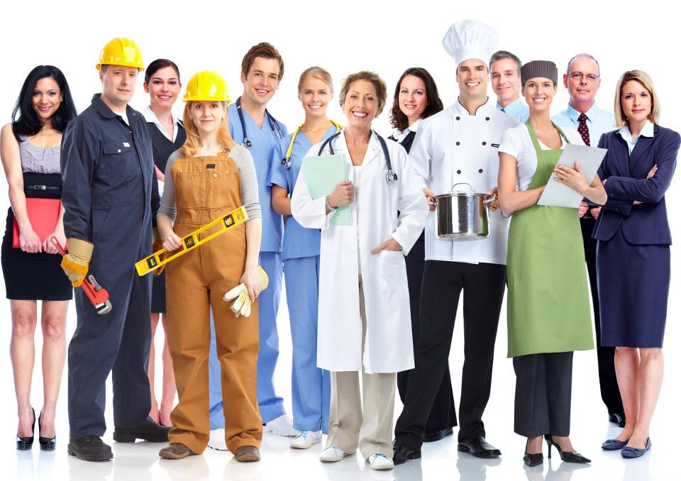 Pracovníci