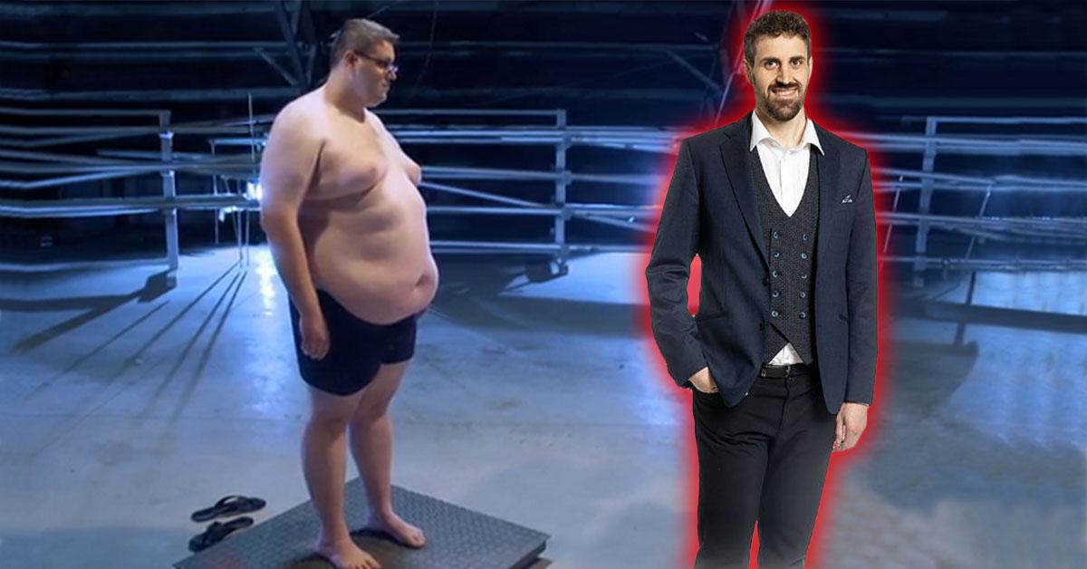 Úžasná premena 188 kg Stana