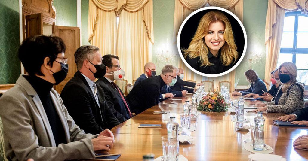 Prezidenta Zuzana Čaputová odkazuje Vláde