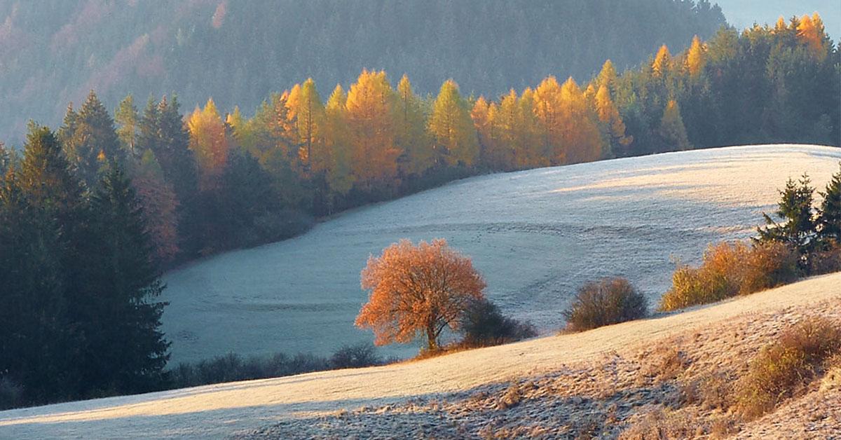 Očakáva sa prvý sneh na Orave