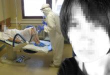 Photo of Žena v pôrodnici odmietala rúško aj test. Na telefóne mala právničku. VYPOČUJTE SI ZÁZNAM