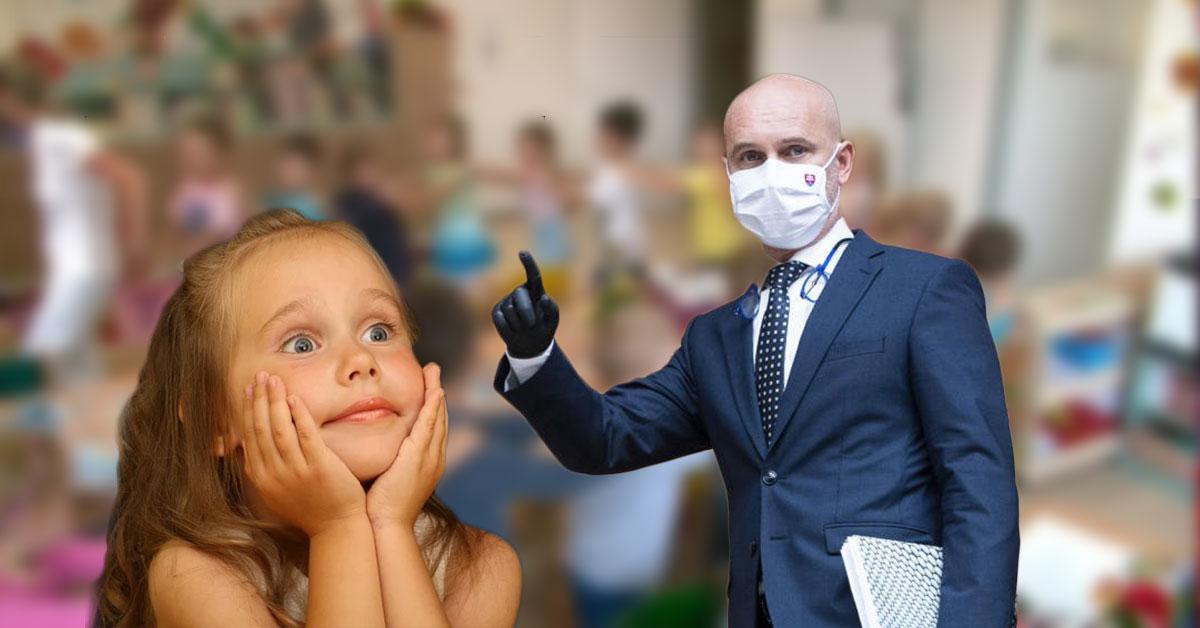 Škôlka povinná pre 5 ročné deti