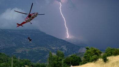 Photo of TRAGÉDIA vo Vysokých Tatrách: Turistu zabil blesk!