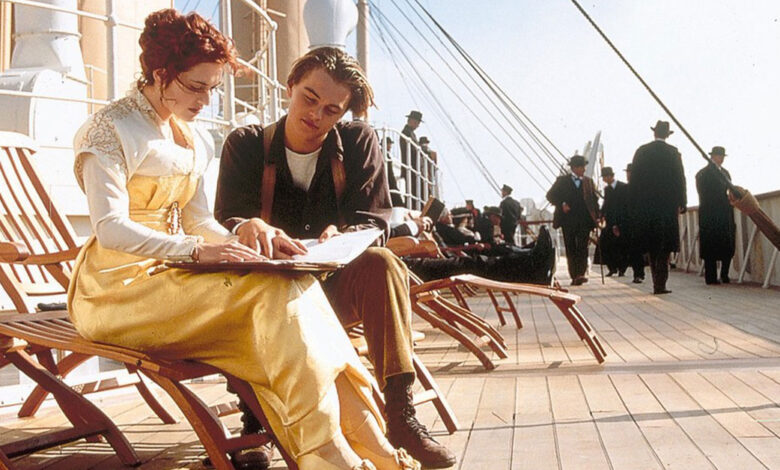 Film Titanic, Profimedia