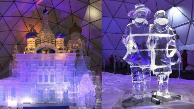 Photo of VIDELI ste nové sochy v ľadovom dóme v TATRÁCH?