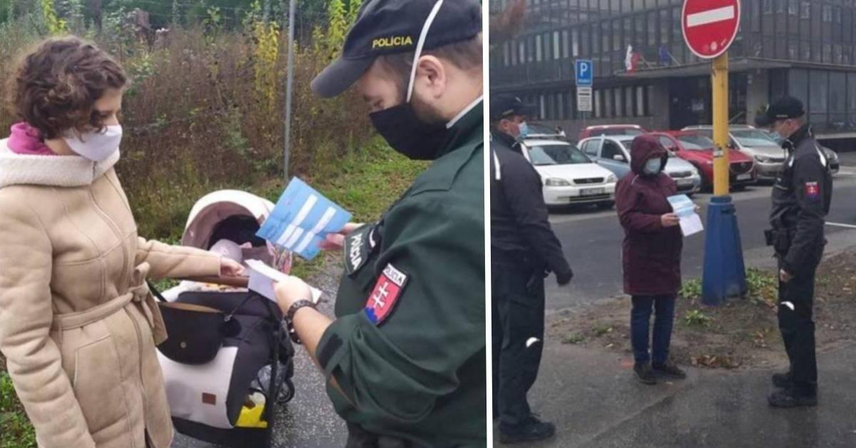 Polícia kontroluje certifikáty