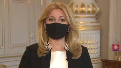 Príhovor prezidentky Zuzany Čaputovej