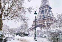 Photo of V Európe sneží a v Alpách hrozí kalamita