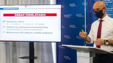 Photo of Minister školstva chce od roku 2022 všetky maturity iba elektronicky