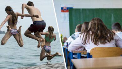 Zrušenie letných prázdnin