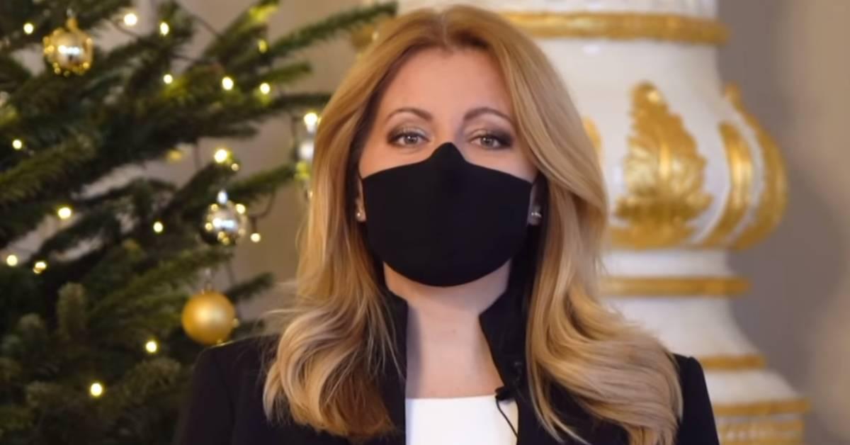 Prezidentka Zuzana Čaputová sa prihovorila
